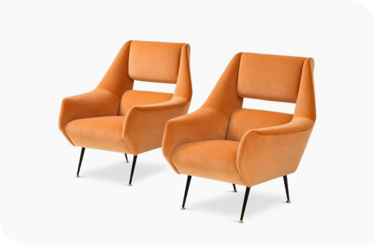 Seating and Upholstered Pieces