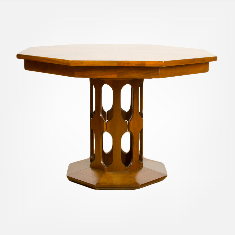 An American Walter Wabash dining table