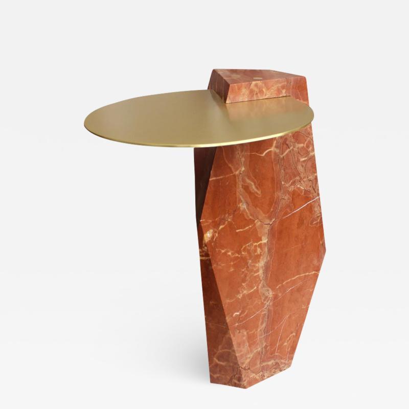 Lapidary Table. Designed by James Devlin Studio