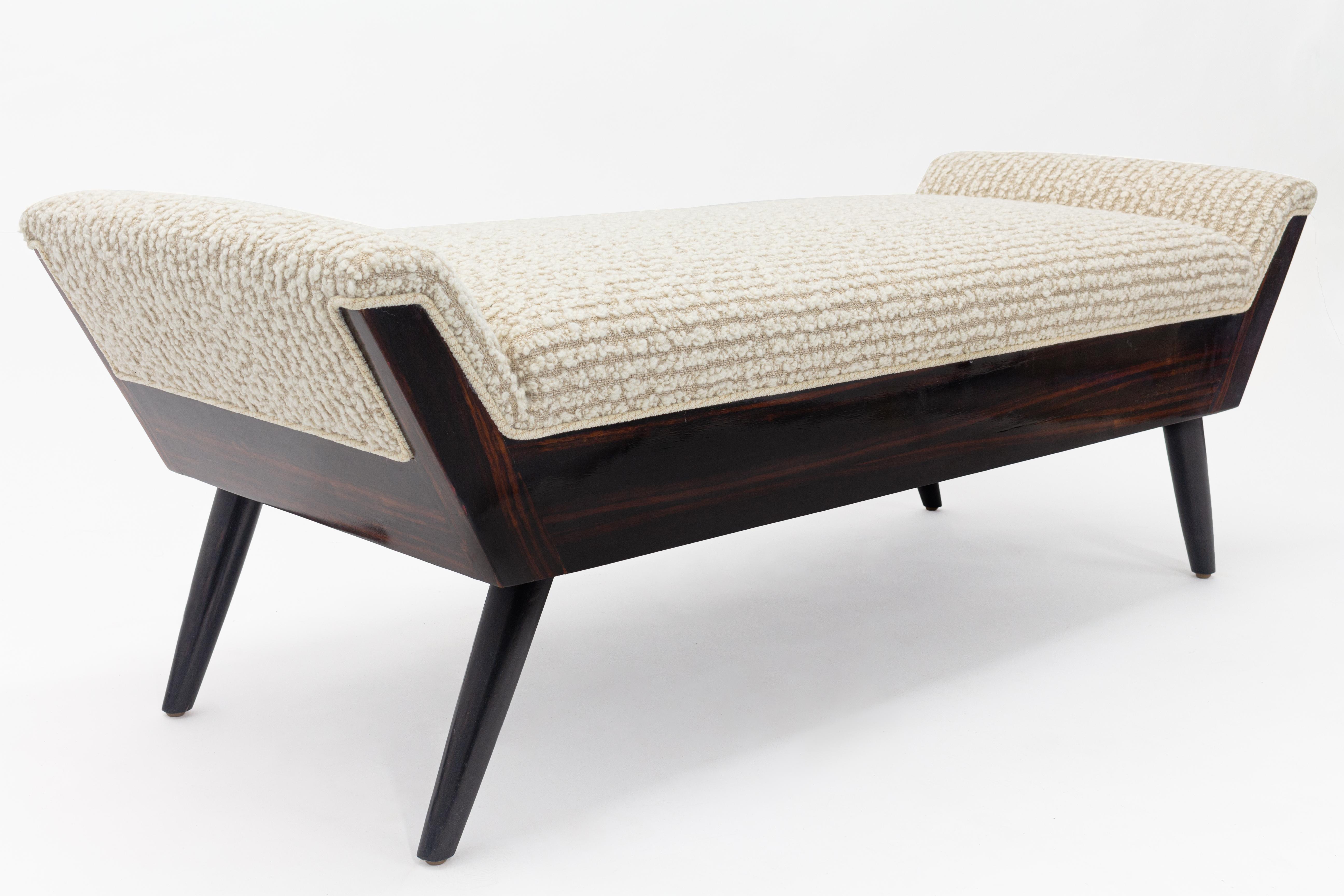 Modernist Bench