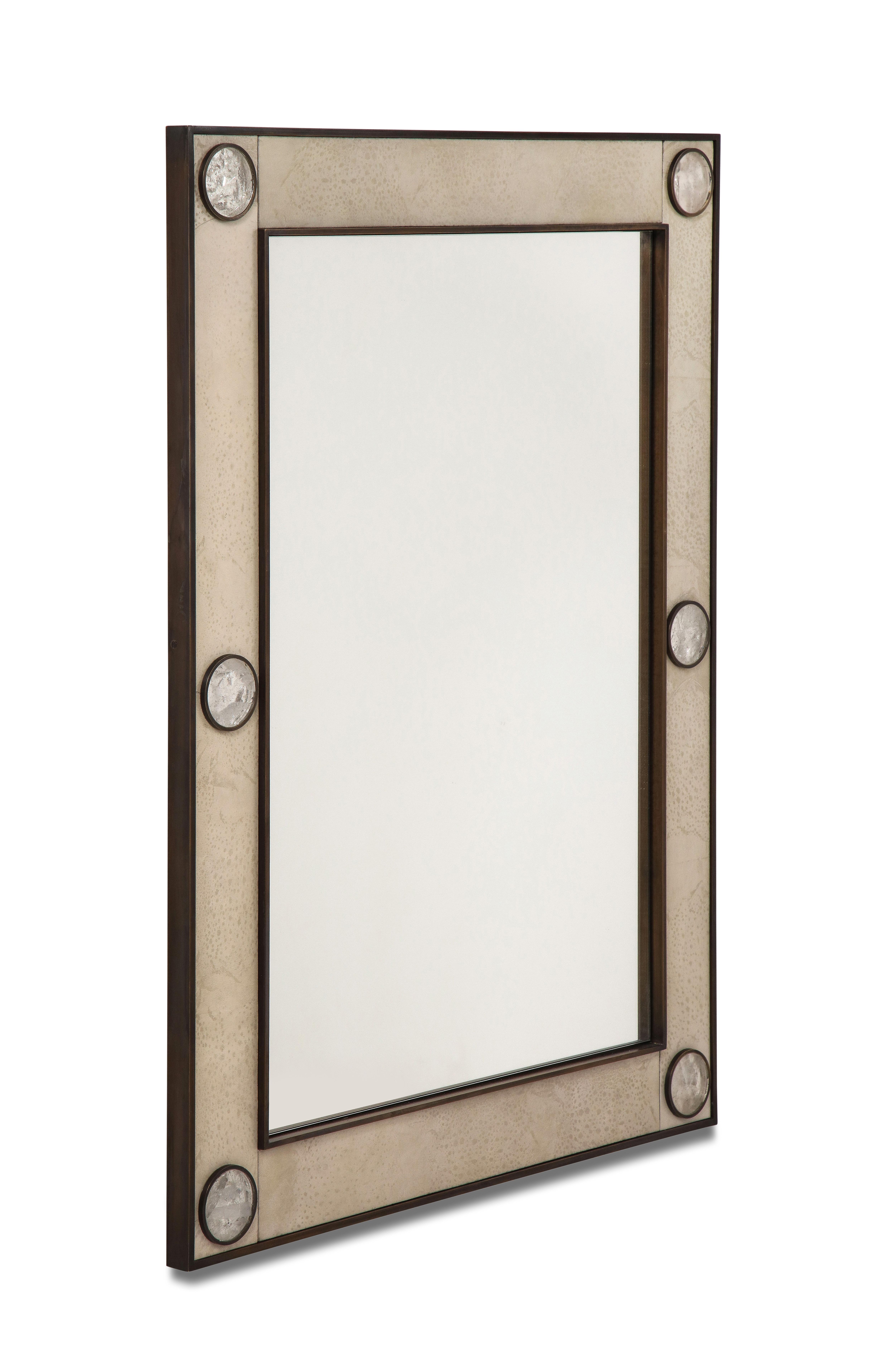 Unique mirror with a