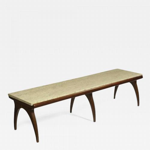 Coffee table designed by Bertha Schaefer, Singer & Sons