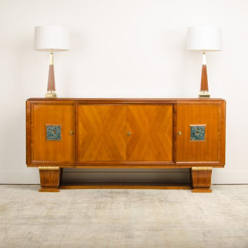 French 1940's Sideboard.