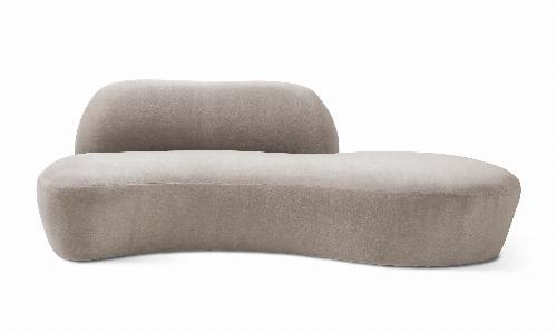 Vladimir Kagan Serpentine Cloud sofa