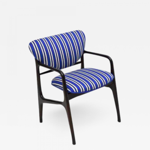 Italian Mid century Style Armchair.