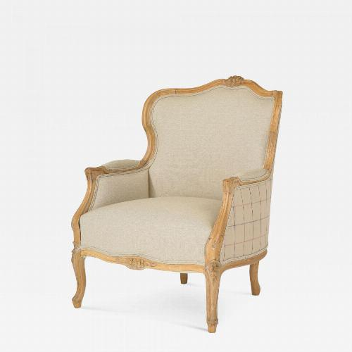 A Louis XV style armchair