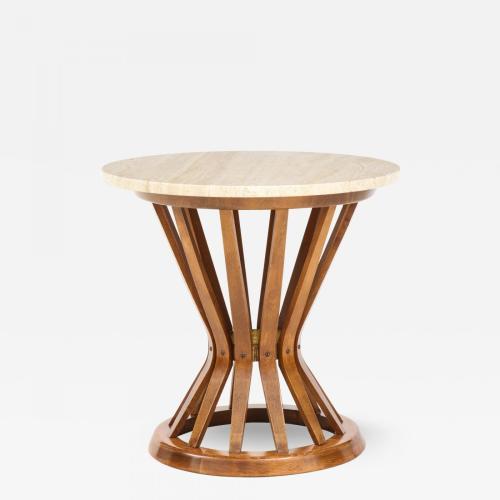 Sheaf of Wheat Table design by Edward Wormley