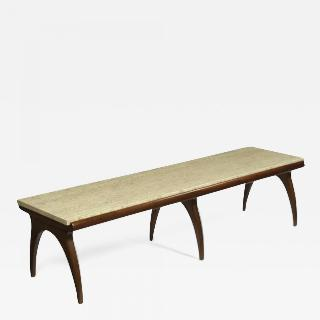 Coffee table designed by Bertha Schaefer, Singer & Sons