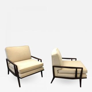 Pair of armchairs designed by Paul McCobb for Directional Modern.